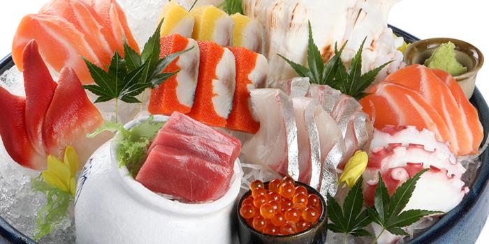 Sashimi tổng hợp
