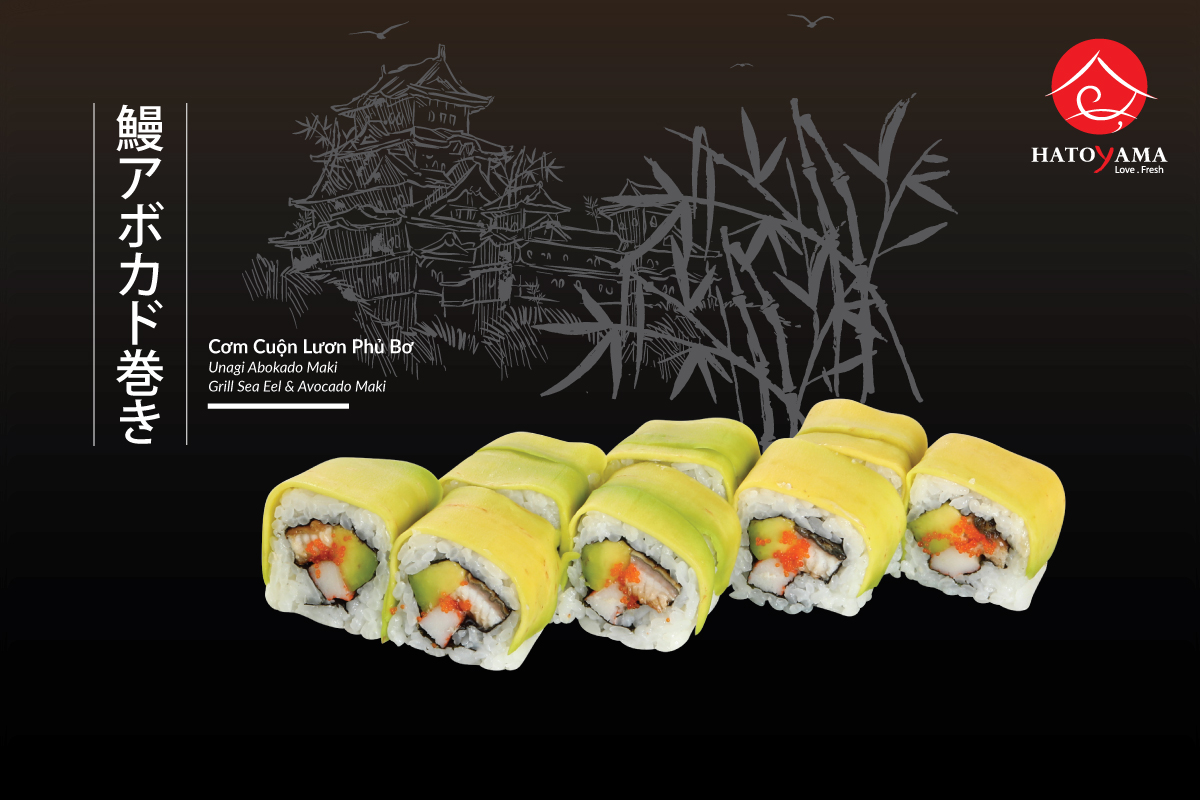 sushi-com-cuon-luon-bo