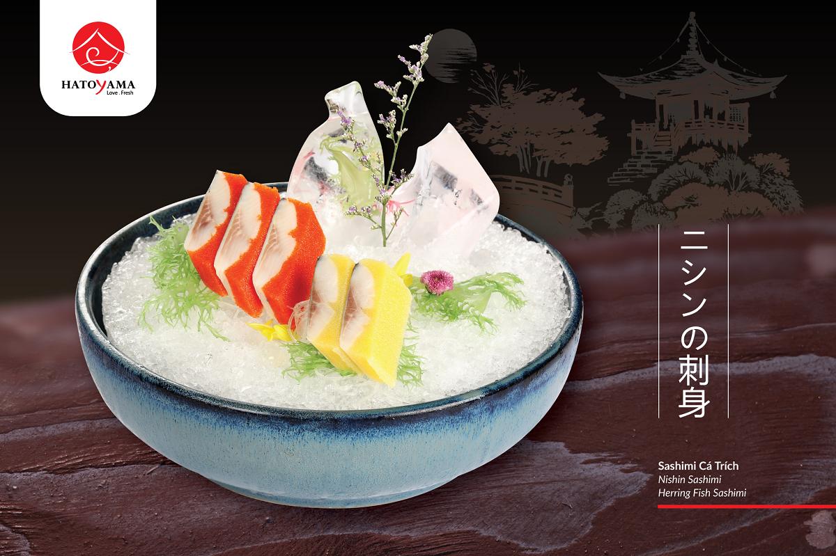 Sashimi-ca-trich