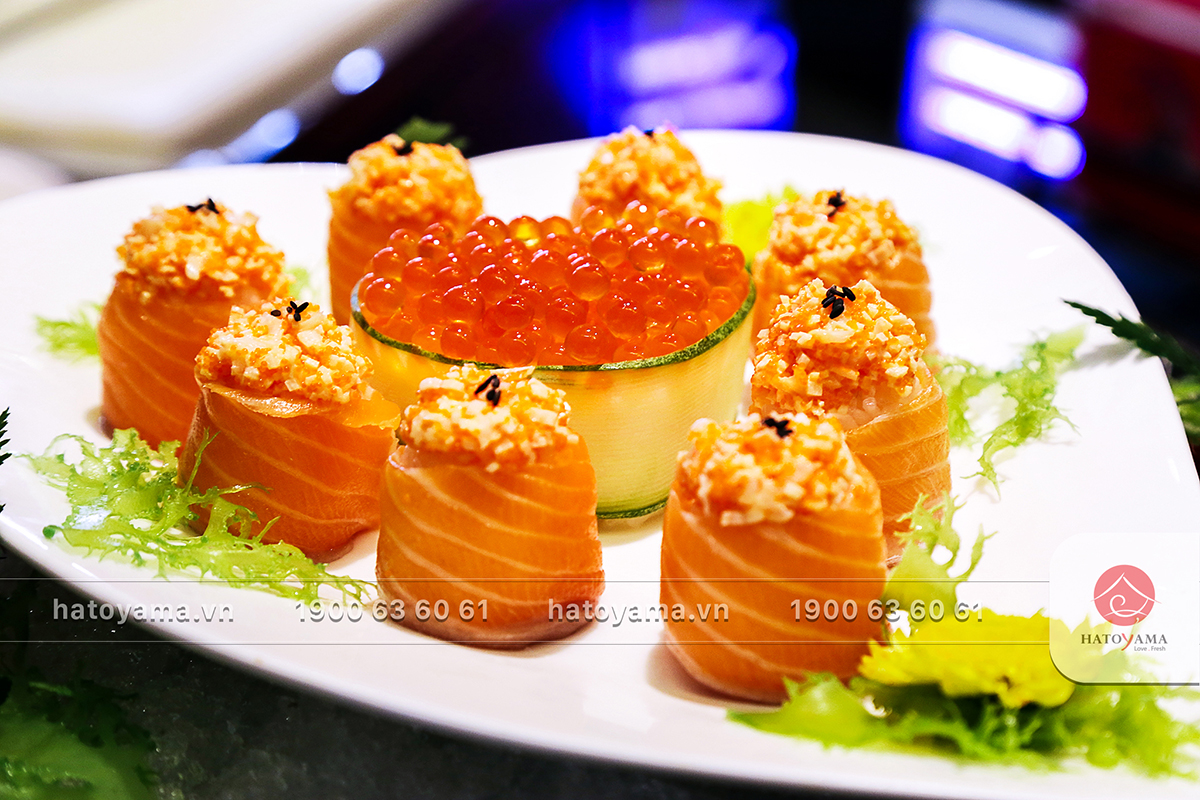 Sushi tình yêu